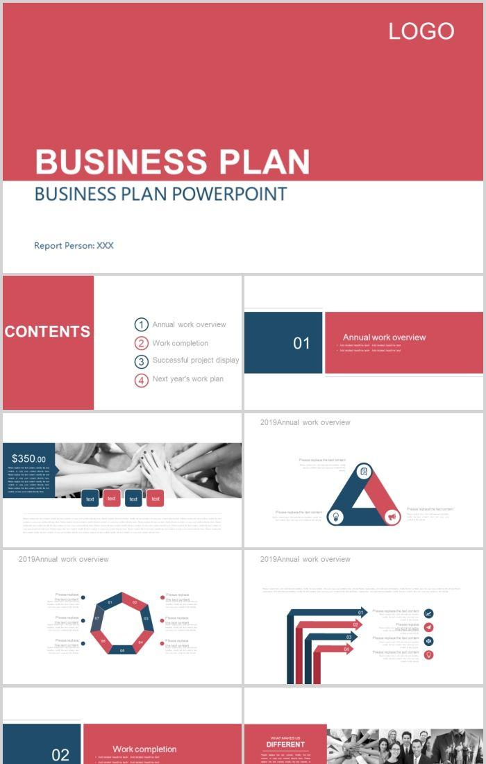 business plan in entrepreneurship ppt